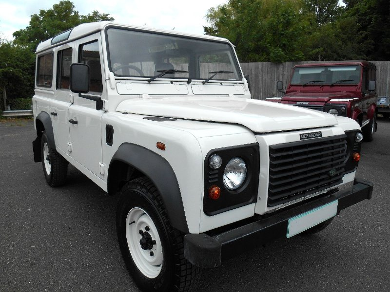 Used Land Rover Cars For Sale In Staplehurst Kent Rcv Sales